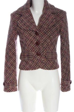 Nicowa Tweed Blazer check pattern casual look
