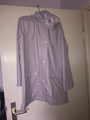 H&M Raincoat light pink