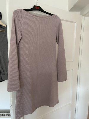 Amisu Vestito di lana rosa antico