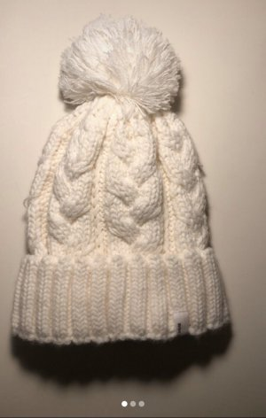 Rockamora Fabric Hat white