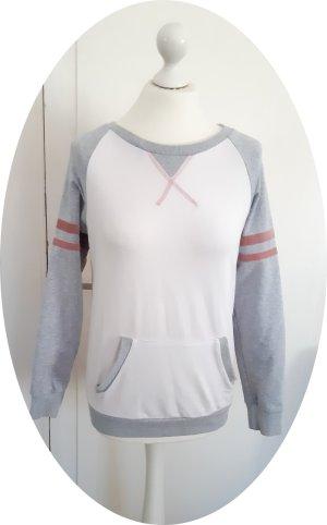 SheIn Crewneck Sweater multicolored cotton