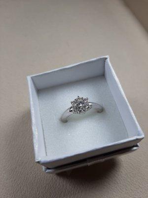 Niedlicher Esprit Silberring mit Steinchen