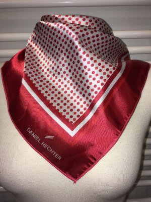 Daniel Hechter Neckerchief white-red