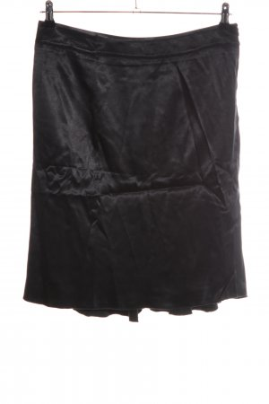 Nienhaus Taffeta Skirt black casual look