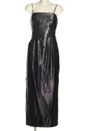 Niente Abendkleid schwarz Elegant