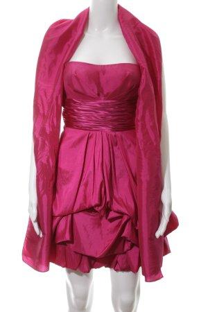 Niente Bandeaukleid pink Elegant