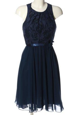 Niente Minikleid blau Elegant