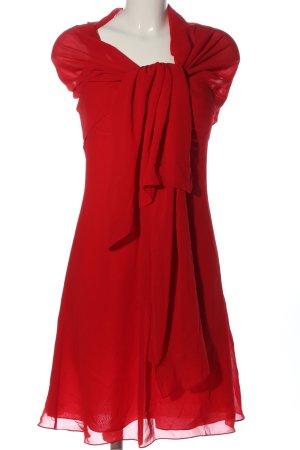 Niente Minikleid rot Elegant