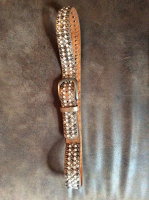 Studded Belt bronze-colored-silver-colored