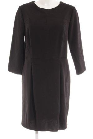 nife Long-Bluse schwarz Elegant
