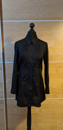 nife Long Blouse black cotton