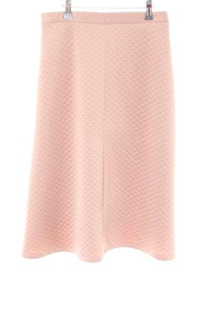 nife Midirock pink Steppmuster Casual-Look