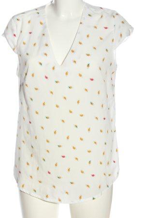 nife Bluzka z falbankami Na całej powierzchni W stylu casual