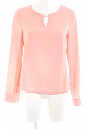 nife Schlupf-Bluse pink Business-Look