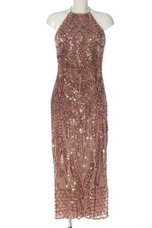 Nightway Trägerkleid braun-bronzefarben Elegant