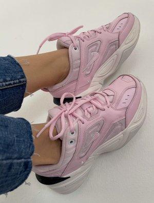Nike High Top Sneaker pink
