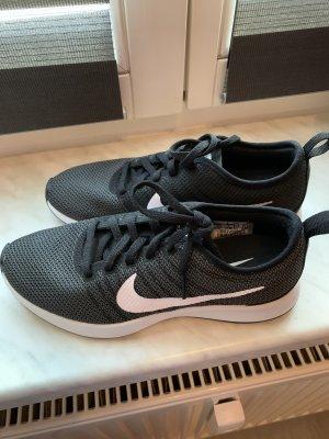 Nike Basket hook-and-loop fastener noir-blanc