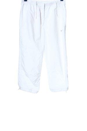 Nike 3/4-Hose weiß Casual-Look