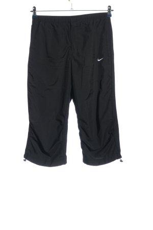 Nike Pantalone a 3/4 nero stile casual