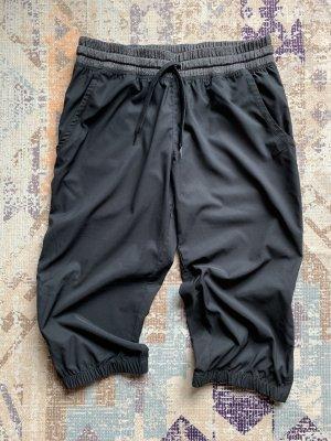 Nike 3/4 Length Trousers black-grey