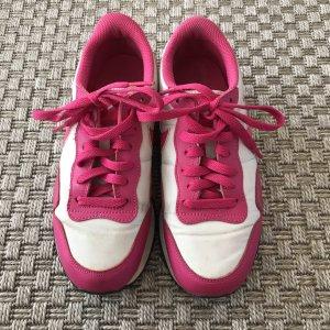 Nike 36,5 Pink weiß Sportschuhe sneaker