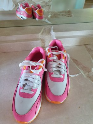 Nike 4.5  37 weiss pink