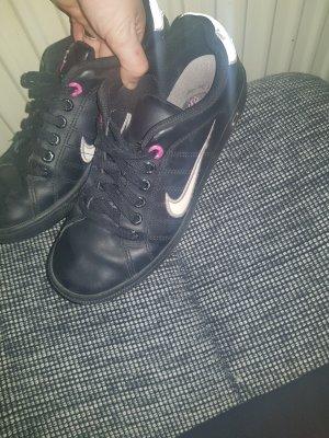 Nike Zapatilla brogue negro-rosa