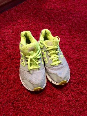 Nike Sneaker argento-giallo
