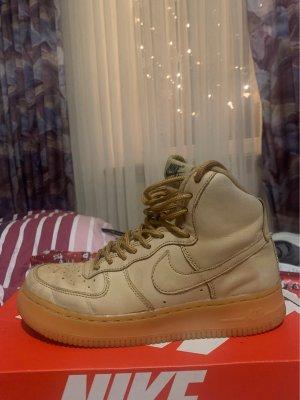 Nike Zapatillas altas beige