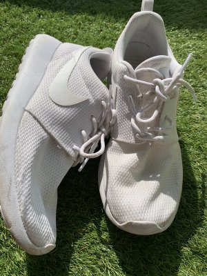 Nike Sneakers met veters wit
