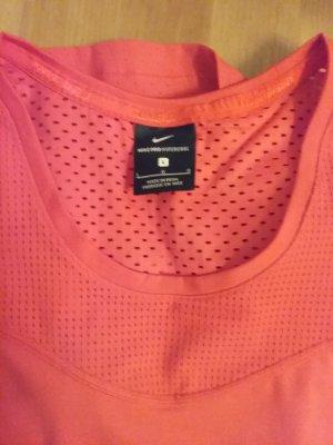 Nike Maglietta sport arancio neon