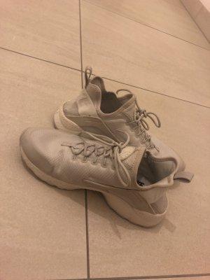 Nike Zapatilla brogue gris claro-blanco