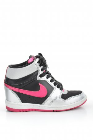 Nike Heel Sneakers multicolored athletic style