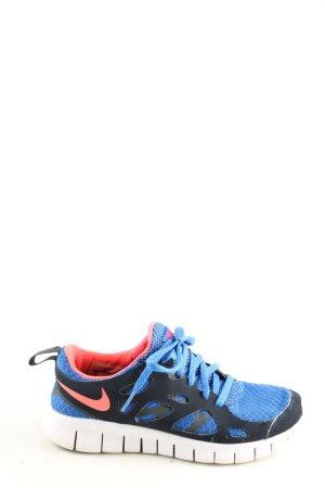 Nike Absatz Sneaker mehrfarbig Casual-Look