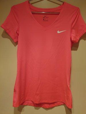 Nike Activewear T-Shirt | Pink | Größe M