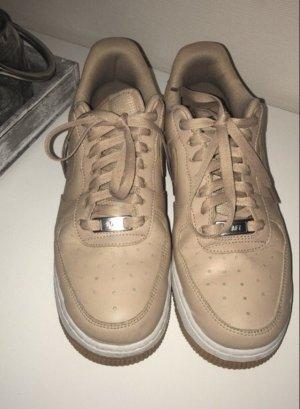 Nike AF1 beige Gr. 39