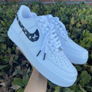 Nike AF1 custom Louis Vuitton Air force one