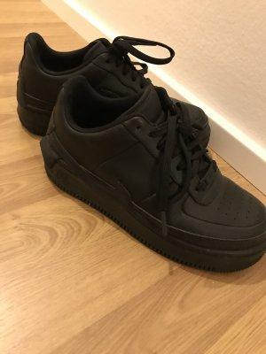 Nike AF1 schwarz 37,5