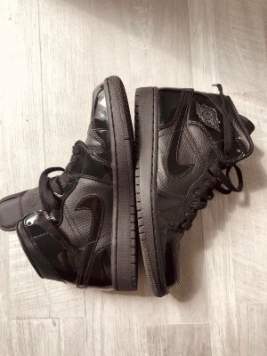 Nike AIR 1 Mid-Sneaker high black EUR 39 25cm