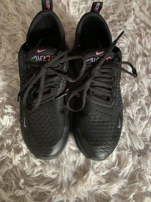 Nike Sneakers met veters zwart-donkerpaars
