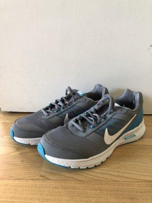 Nike Zapatilla brogue gris-azul