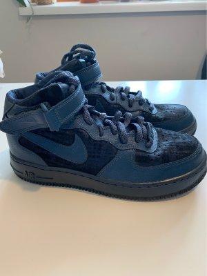 Nike Scarpa skate blu scuro