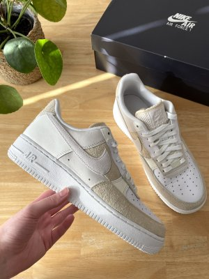 Nike Air Force 1 07 Coconut Milk Beach US 9 EU 40.5