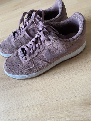 Nike Air Force 1 07 SE - burgundy crush