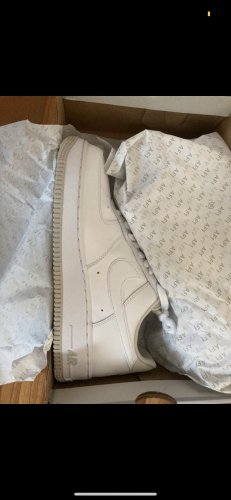 Nike Air Force 1'07 white/light bone