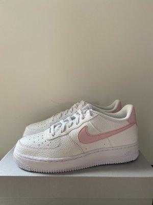 Nike Air Force 1 GS White/Pink Foam