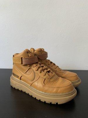 nike air force 1 High Top Sneaker brown