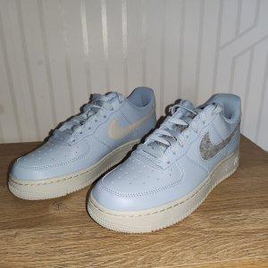 Nike Air force 1 hellblau neu 37 38