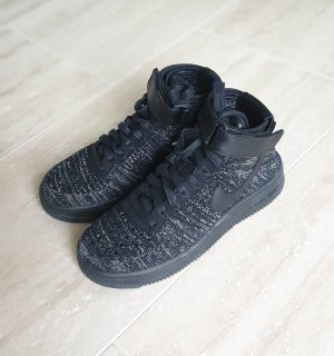 Nike Air Force 1 Knitted Sneakers