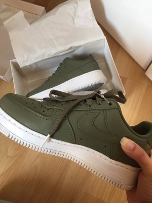 Nike air Force 1 Lab in Khaki